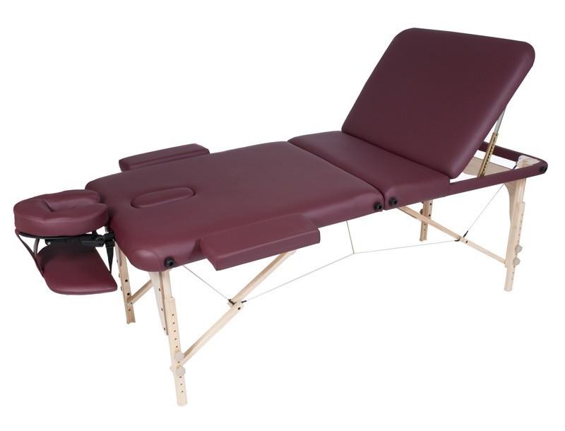 table de massage pliante avec dossier sp cialiste en. Black Bedroom Furniture Sets. Home Design Ideas