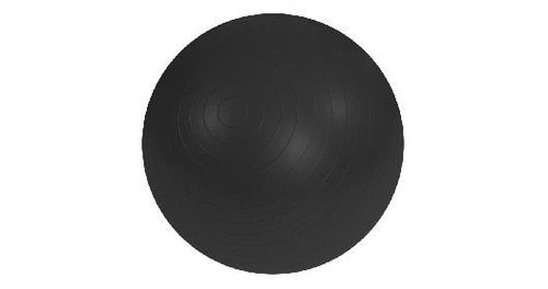 ABS Gym  Ball noir 85cm