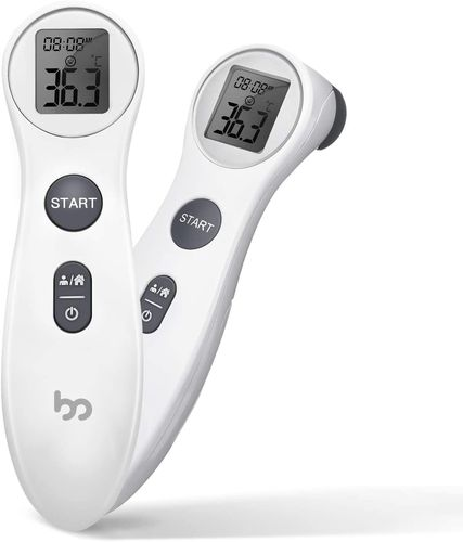 Thermomètre infrarouge sans contact EN STOCK